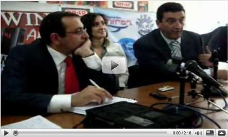 Հայ–թուրքական արձանագրությունների շուրջ Արծվիկ Մինասյանի բանավեճը Վարդան Այվազյանի հետ