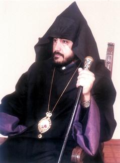 Միքայել եպիսկոպոս Աջապահյան