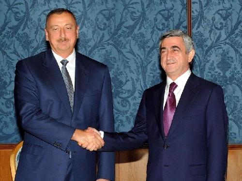 Իլհամ Ալիևը «վճռորոշ» է համարել կիրակի օրը կայանալիք բանակցությունները Սերժ Սարգսյանի հետ