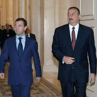 Հայաստանի նախագահի հետ հանդիպման մասին Ալիևը կպատմի Մեդվեդևին