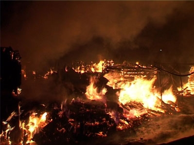 ԱՄՆ–ում Սբ. Զատկի տոնին քրիստոնյաների տասնյակ տներ են այրվել