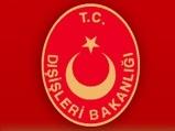 Թուրքիայի ԱԳՆ–ը  պաշտոնապես բողոքել է
