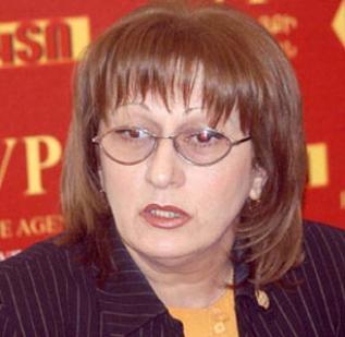 Լյուդմիլա Սարգսյան.