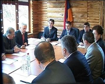 В Гюмри с рабочим визитом прибыл премьер РА Тигран Саргсян
