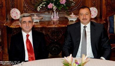 Պրահյան հանդիպման ադրբեջանական արձագանքները