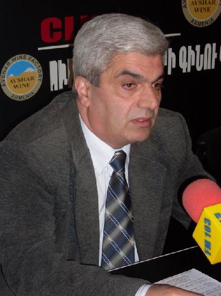Степан Григорян: «Вероятность решения Карабахского конфликта силовым путем снизилась»