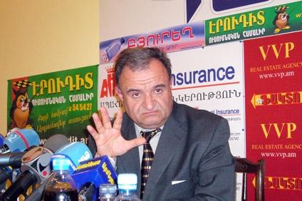 Հայաստանի գլխավոր մարքսիստը կտրականապես դեմ է  իշխանությունների հետ որևէ համագործակցության
