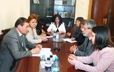 Болгарская делегация в парламенте