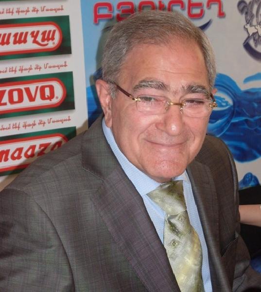 Տիգրան Կարապետյան.