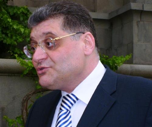 Араму Карапетяну предложение было сделано еще  до АНК