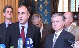 Հայաստանի և Ադրբեջանի արտգործնախարարները կհանդիպեն Փարիզում