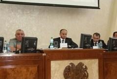 Заседание коллегии в Министерстве обороны РА