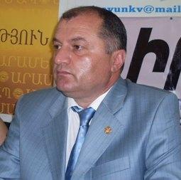 Гагик Меликян: «Предстоящий митинг будет митингом разочарования»