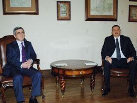 Президенты Армении и Азербайджана встретятся на скачках