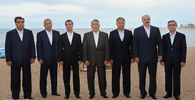 Ս.Սարգսյանը մասնակցել է ՀԱՊԿ երկրների ղեկավարների ոչ պաշտոնական գագաթնաժողովին