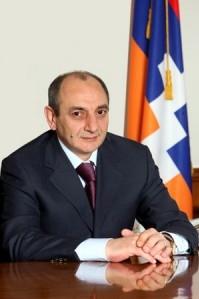 ԼՂՀ նախագահ. «Մենք դեռևս գործ ունենք այնպիսի պետություների հետ, որտեղ խաբեությունը հանդիսանում է քաղաքականության մաս»