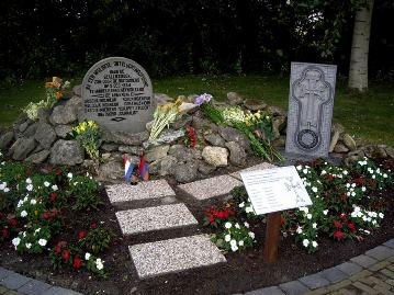 Նիդեռլանդներում բացվել է հայ զինվորների հուշարձանը