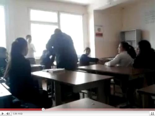 Нравы, царящие в армянской школе