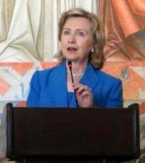 В выступлении на саммите ОБСЕ Хиллари Клинтон затронула вопрос Карабаха