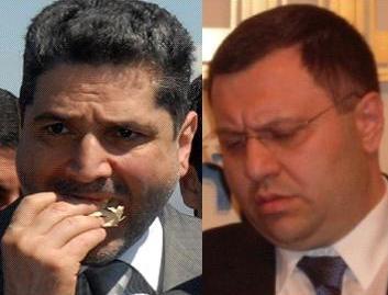 Тигран Саркисян и Нерсес Ерицян – «сладкая парочка»
