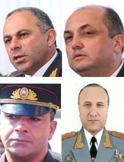 Борьба за пост главы полиции