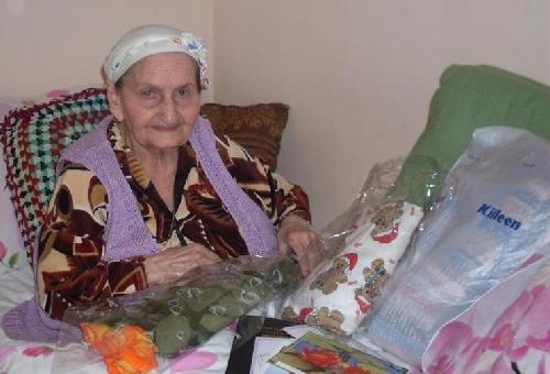 Живому свидетелю Геноцида Симе Антонян исполнилось 106 лет