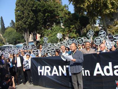 Պոլսահայերը ներկայացնում են փոքրամասնության իրավունքների խախտումները Թուրքիայում