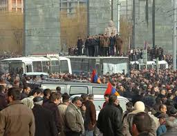 Армения на пороге хаоса?