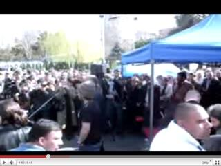 Выступление Раффи Ованнисяна (на армянском)