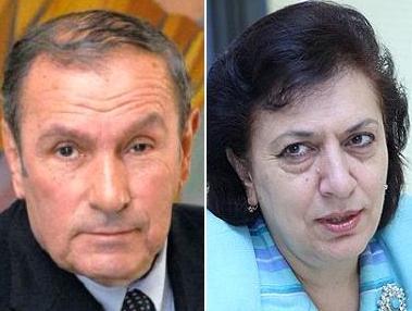 Левон Тер-Петросян за Грануш Акопян?