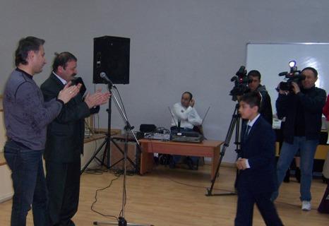 Գլենդելցի տասնամյա Ալբերտ Բալյանը ճանաչվել է «Հեքիաթների աշխարհում» մանկական նկարի hամահայկական մրցույթ-փառատոնի հաղթող