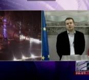 Թբիլիսիում բողոքի ակցիայի ժամանակ զոհվել է մեկ, վիրավորվել՝ 19 ոստիկան