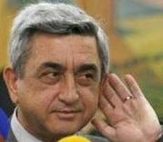 Սերժ Սարգսյան. «Ո՛չ, չեմ պատրաստվում արտահերթ ընտրություն անցկացնել»