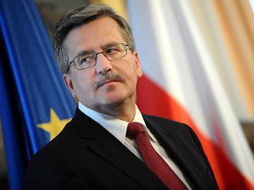 Начинается визит президента Польши в страны Южного Кавказа