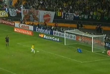 Позор бразильских «волшебников» футбола