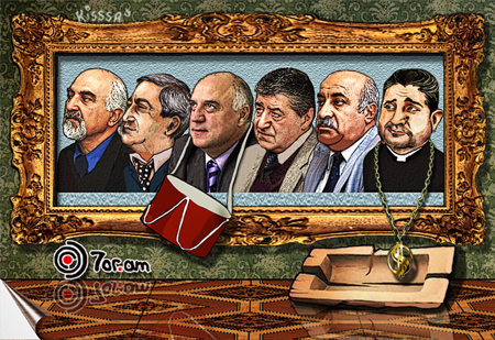Мощная политическая команда: Серж, «барабан», «дьячок» и другие