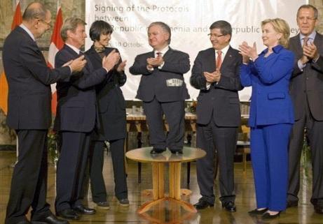 Вторая годовщина армяно-турецких протоколов