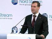 Медведев и Меркель официально открыли газопровод