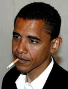 Բարաք Օբաման ծխելը թողել է