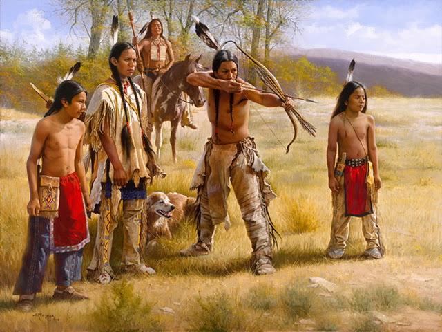 Ամերիկյան հնդկացիների արմատները գտել են Սիբիրում