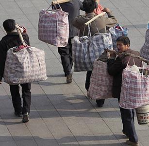 По числу трудовых мигрантов в РФ армяне на 3-м месте