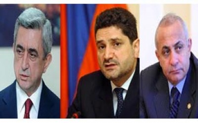 Кому выгодны слухи о будущем назначении Тиграна Саркисяна на пост спикера НС?