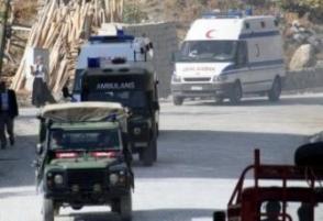 Քուրդ  գրոհայինների հարձակման հետևանքով  թուրք 7 զինվոր սպանվել է, 15–ը՝ վիրավորվել