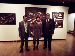 Գեղանկարչական ցուցահանդեսներ Վիեննայում