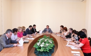Ընտրվեցին ԱԺ հանձնաժողովների տեղակալներ