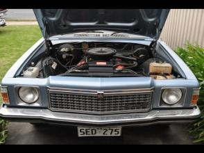 27 տարի ավտոտնակում մնացած Սեդան «Holden»–ը համարյա կատարյալ վիճակում է