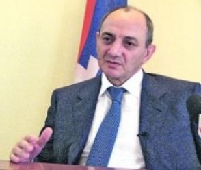 Բակո Սահակյանը հանդիպել է ՀՀ ԿԲ նախագահ Արթուր Ջավադյանի հետ