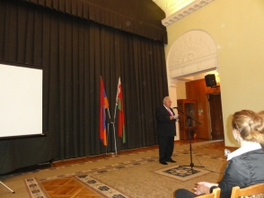 Հանդիսավոր երեկո Բելառուսի Հանրապետությունում` նվիրված Հայսատանի անկախության 21-րդ տարեդարձին