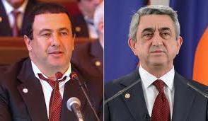 Գագիկ Ծառուկյանն առաջինն է դրական, իսկ Սերժ Սարգսյանը՝ բացասական վարկանիշով