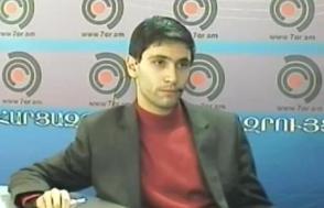 Հյուրը՝ Բենիամին Մաթևոսյան